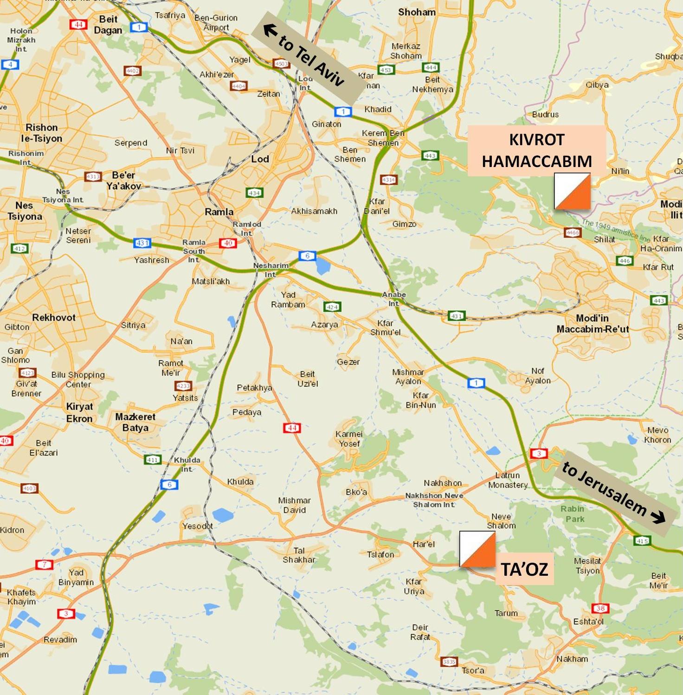 israel-o-winter_2014-map-venues